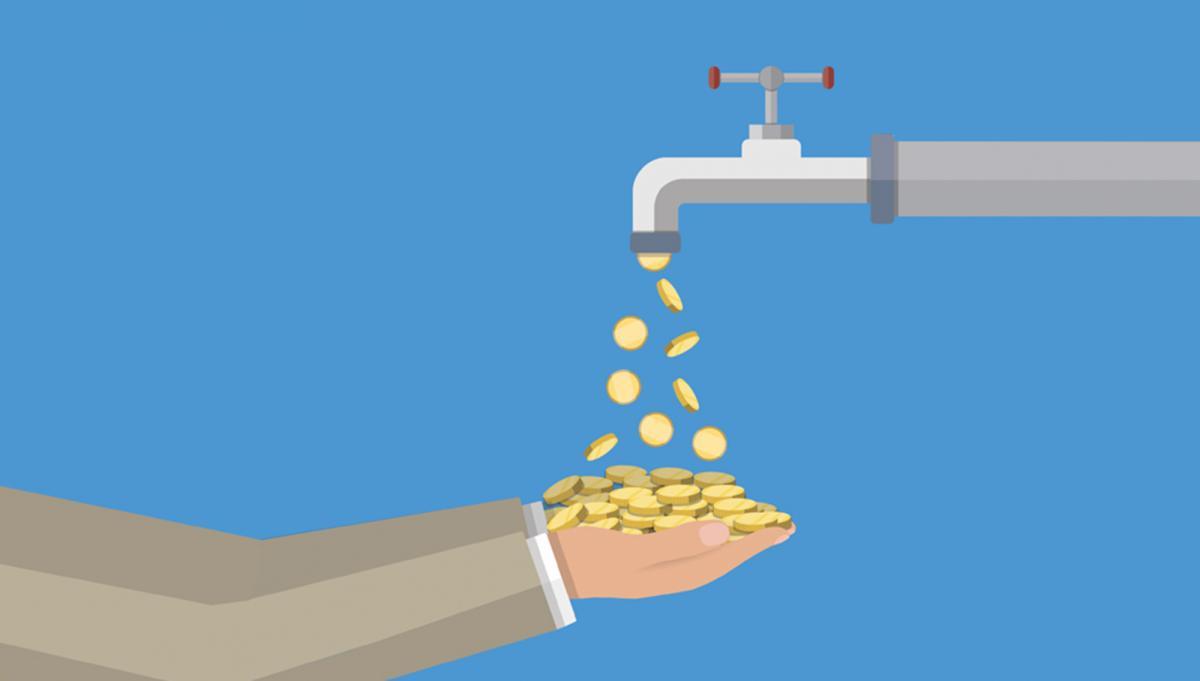 Denarni tok pomeni usklajevanje prodaje, nabave in časa plačila