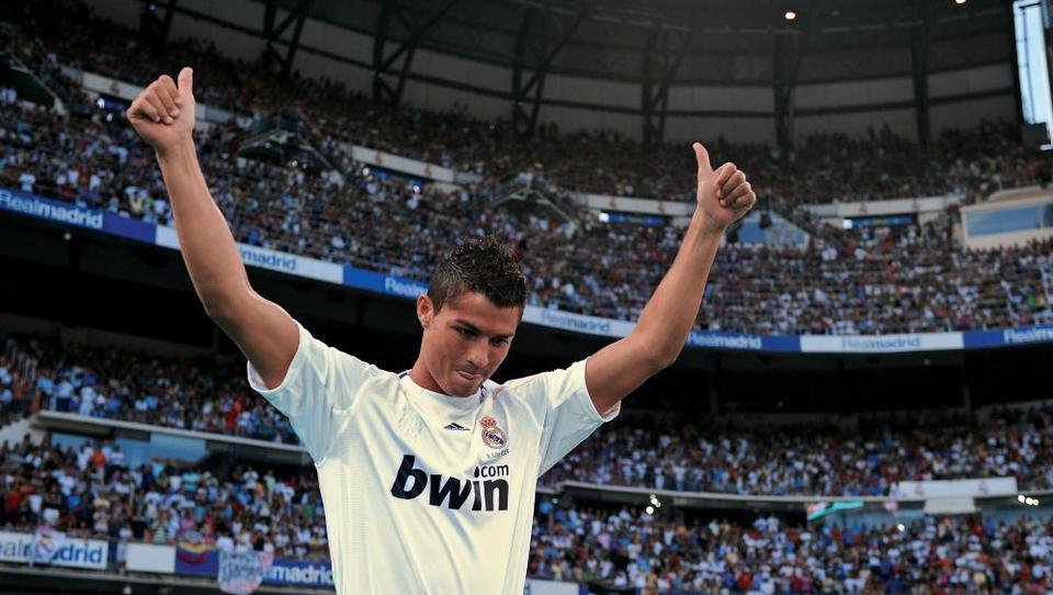 (graf dneva) Ronaldo podražil delnico Juventusa za tretjino