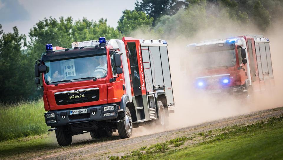 Avstrijci v Gornji Radgoni širijo proizvodnjo gasilskih vozil