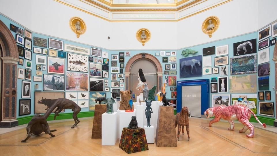 Londonska poletna razstava za zbiratelje umetnin