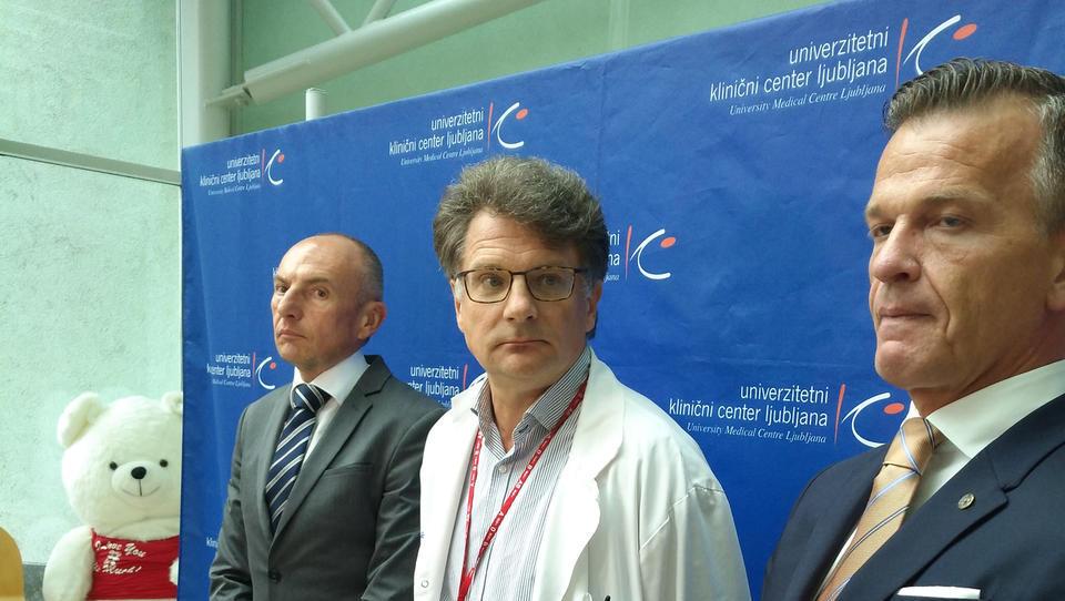 Teodor Žepič začasni direktor UKC Ljubljana