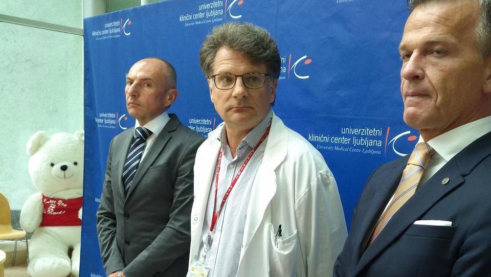Rak pri otrocih v Sloveniji