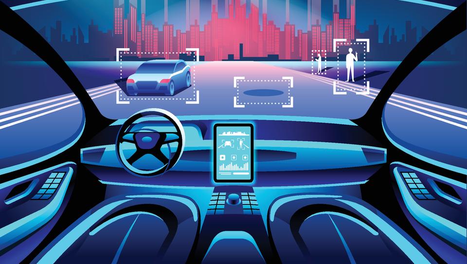 Kako bodo samovozeča vozila spremenila cele industrije
