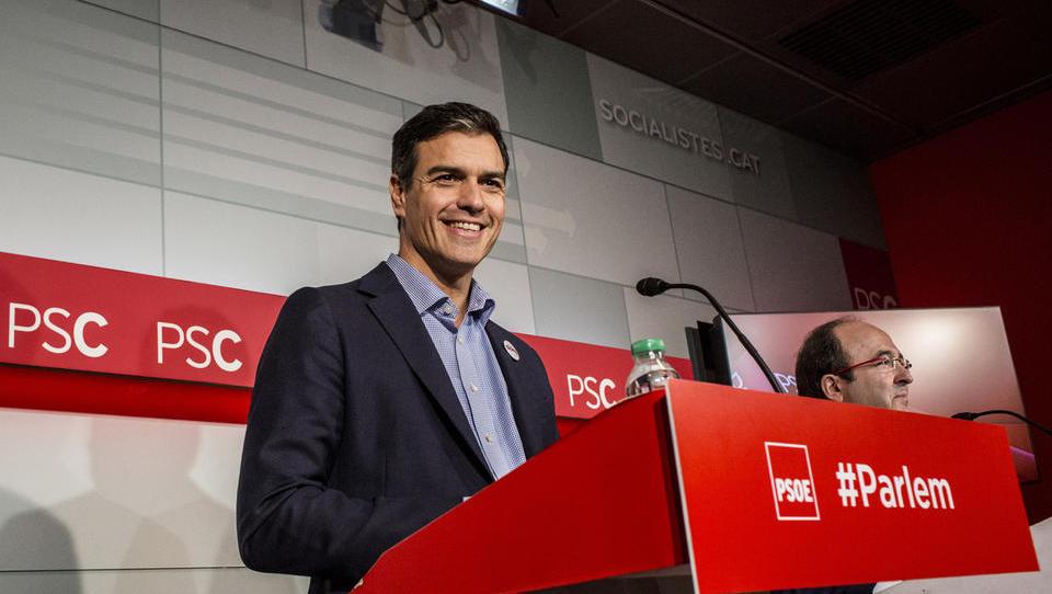 Zaprisegla bosta novi španski premier in nova katalonska vlada