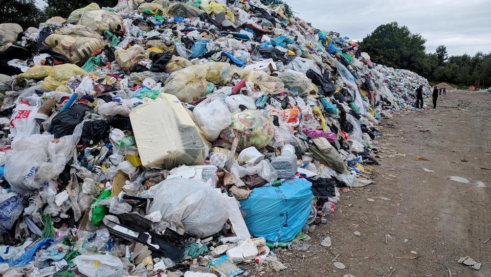 Kakšne so poti slovenske odpadne embalaže