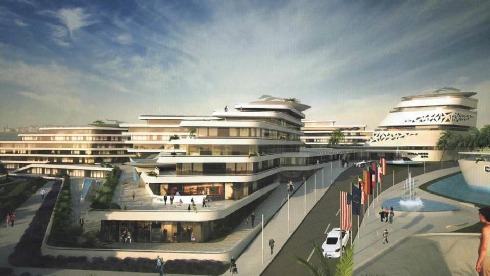 Hrvati iščejo kupca za nasedli slovenski megaprojekt v Savudriji