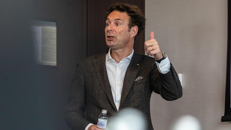 Jean-Philippe Schepens: Marketing danes vodijo podatki, ne dober občutek direktorja marketinga