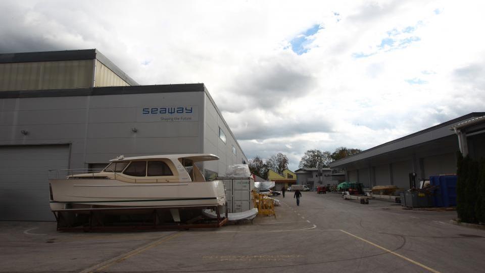 Seaway: prodaja čez pol leta, danes znan najemnik