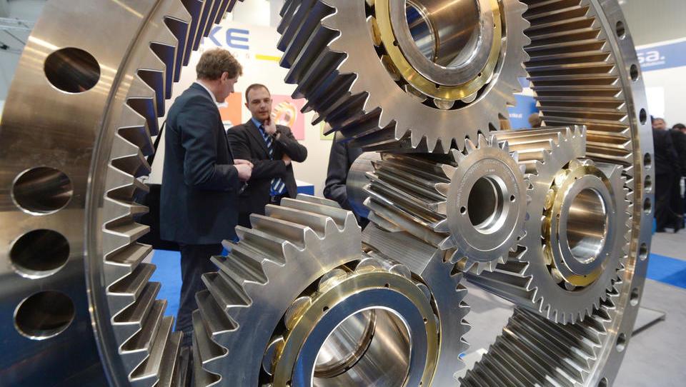 Industrijski sejem v Hannovru: človek v središču tovarne prihodnosti