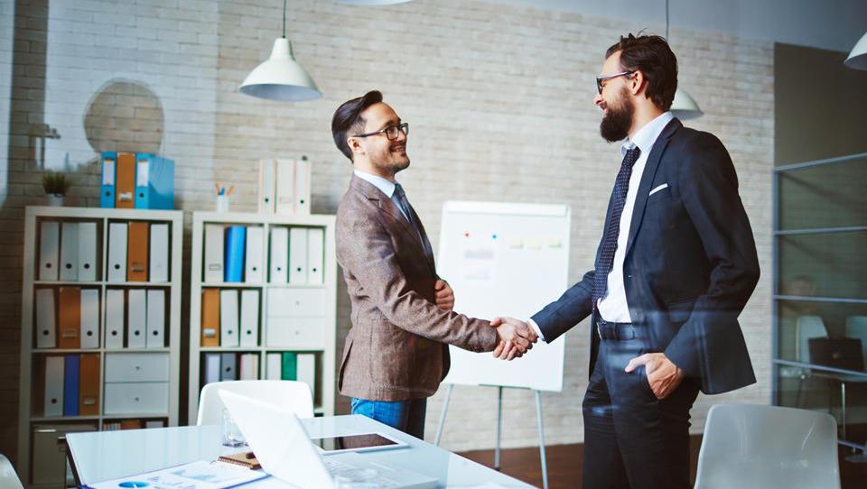 Kako preveriti poslovnega partnerja