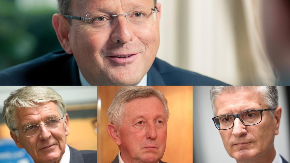Gorenjev delničar Sluiter želi glavo Voljča in Slavinca – pol leta pred koncem mandata