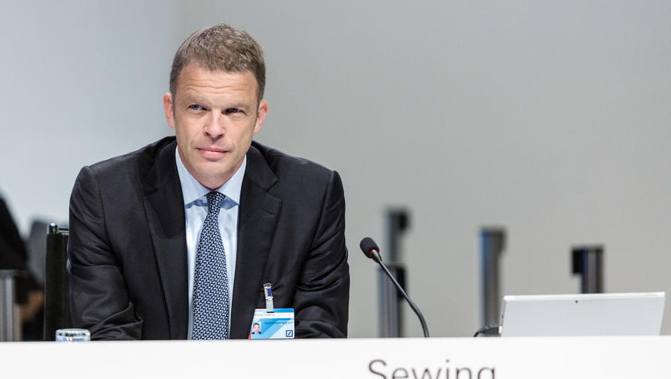 Kdo je novi šef Deutsche Bank in kaj načrtuje