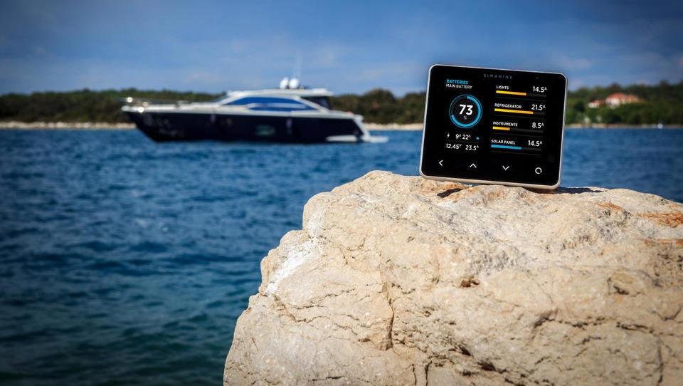 Das Startup-Unternehmen Simarine überzeugte mit seinen nautischen Messanlagen das bayrische Technologieunternehmen TQ Group