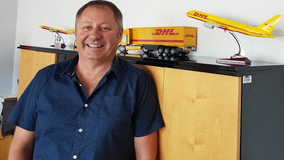 DHL Ekspres bo imel na Brniku nov logistični terminal