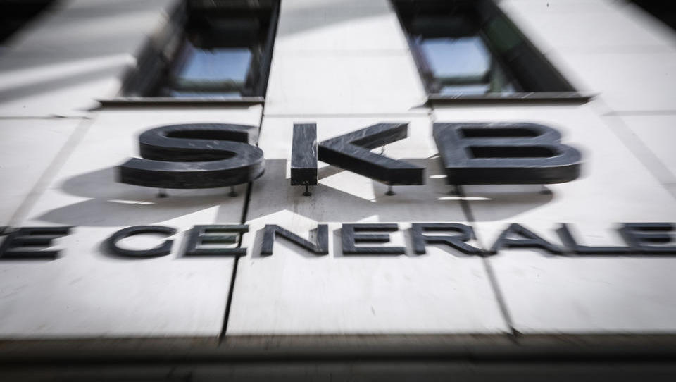 Gre zdaj zares? Societe Generale pred prodajo SKB madžarski OTP?