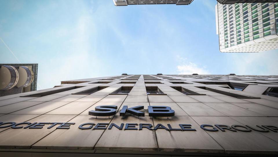 Societe Generale uradno: SKB prodajamo madžarski OTP