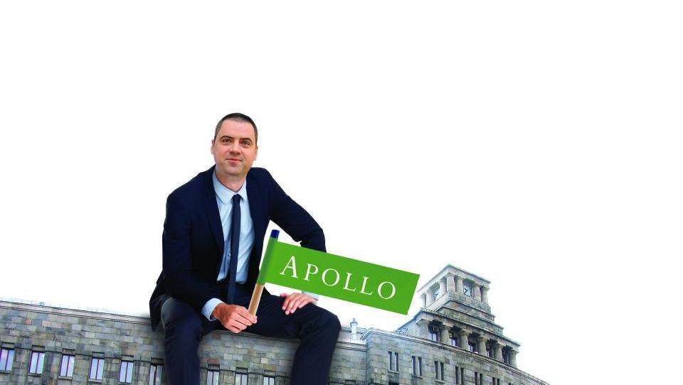 Skobetov Telekom bi srbskega zasedel skupaj s skladom Apollo