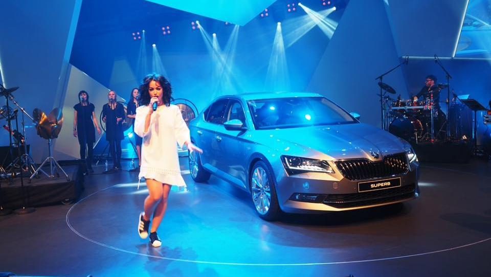 Super Škoda premika meje v skupini Volkswagen