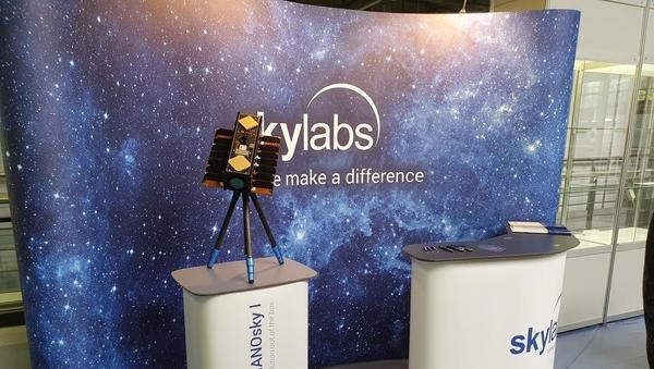 Prvi kupec podjetja SkyLabs je bila Nasa