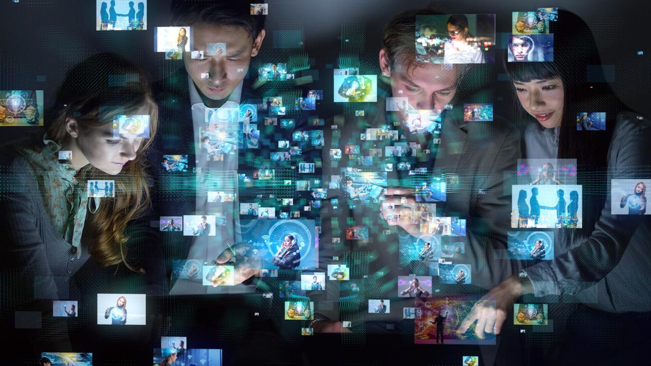 Po tem, kako vidimo, smo lahko zelo podobni računalnikom