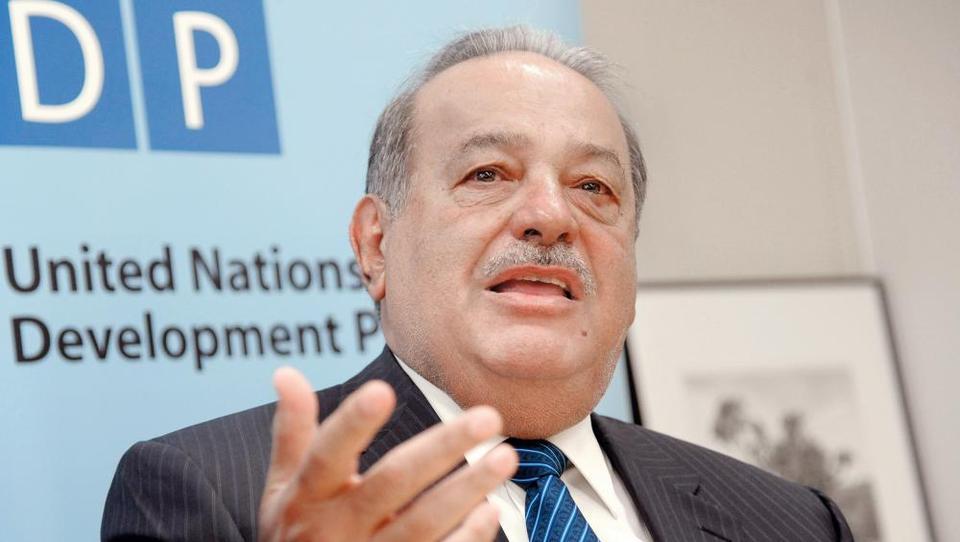 Carlos Slim večinski lastnik Telekoma Austria; širitev tudi v Sloveniji?