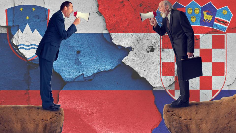 Slovenija toži Hrvaško zaradi dolga hrvaških podjetij do LB