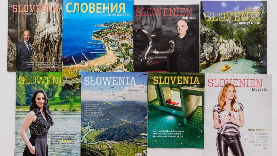 Ruska izdaja tujejezične revije Slovenija vas vabi! izide sredi aprila