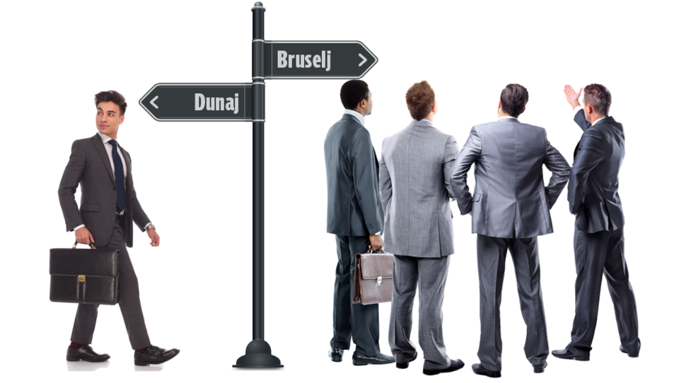 Slovenskim podjetnikom v Avstriji je prekipelo. Po pravico gredo v Bruselj!
