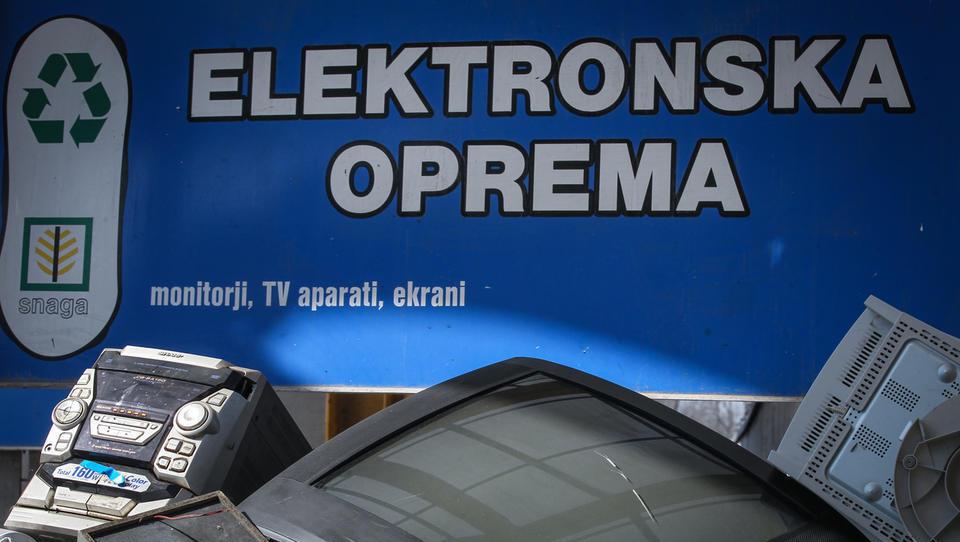 Omrežja 5G bodo zmanjšala količino odpadne elektronike