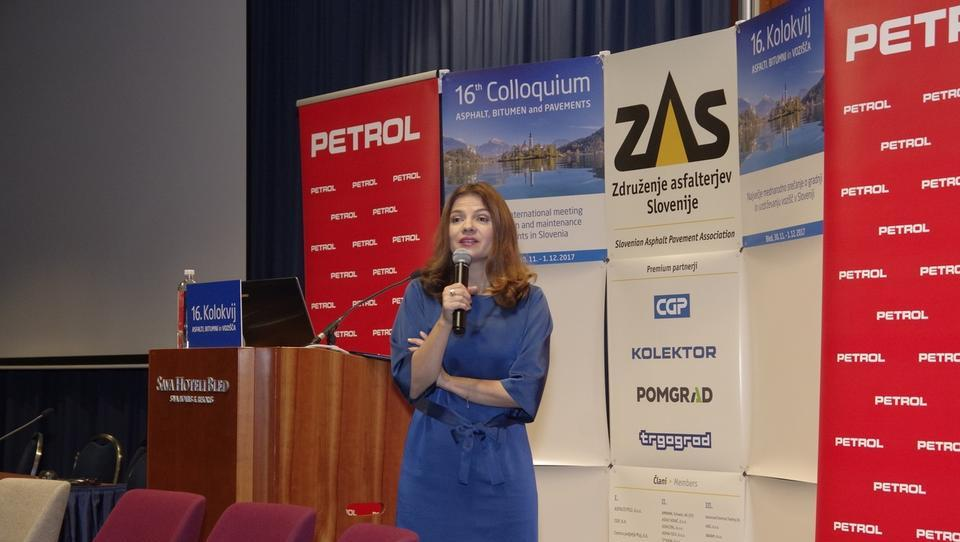 Sonja Šmuc: Tudi gradbinci imajo pravico do dobička