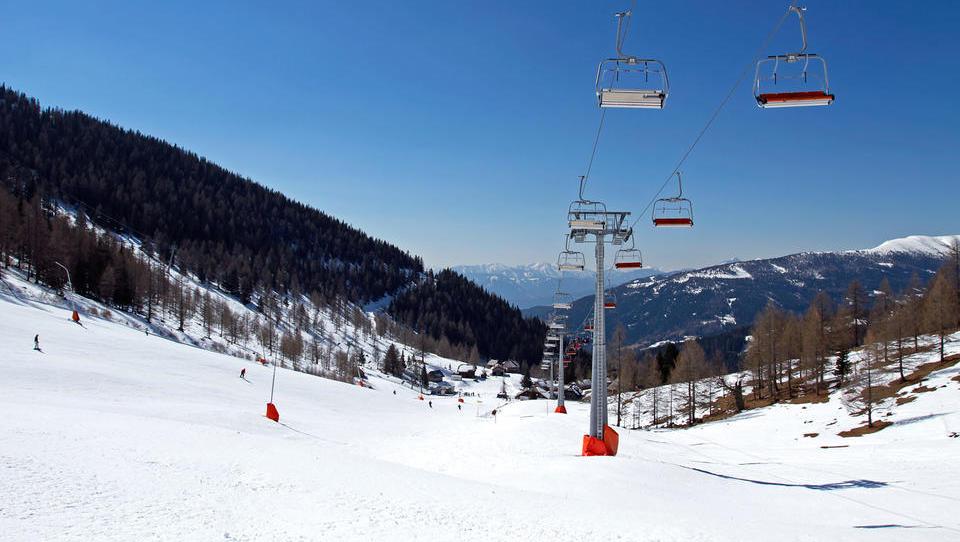 Ekonomika smučišč: zakaj je bila zadnja nova sedežnica v Sloveniji zgrajena leta 2011