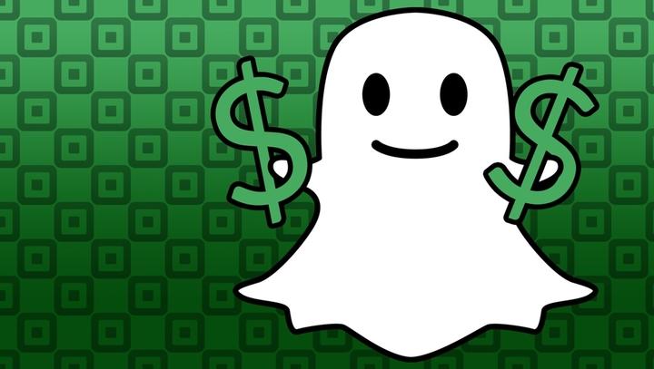 Snapchat lani ustvaril 59 milijonov dolarjev prihodkov, vreden pa je že skoraj 20 milijard