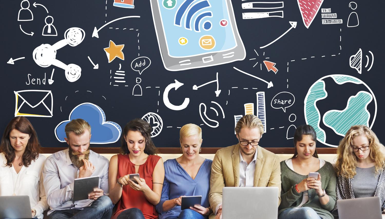 Na katerem družbenem omrežju imajo slovenski uporabniki največ denarja?