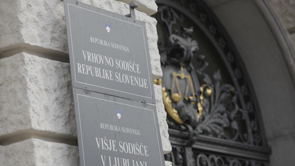 V prihodnjih dneh bodo zaprta tudi slovenska sodišča