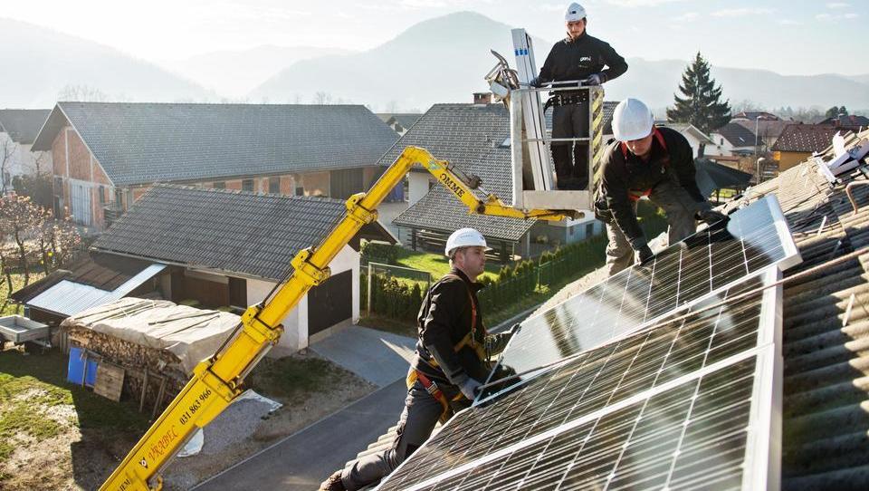Bi lahko imeli sčasoma samo sončne elektrarne?
