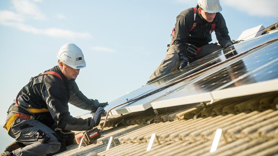 Fotovoltaike tudi v blokovska naselja