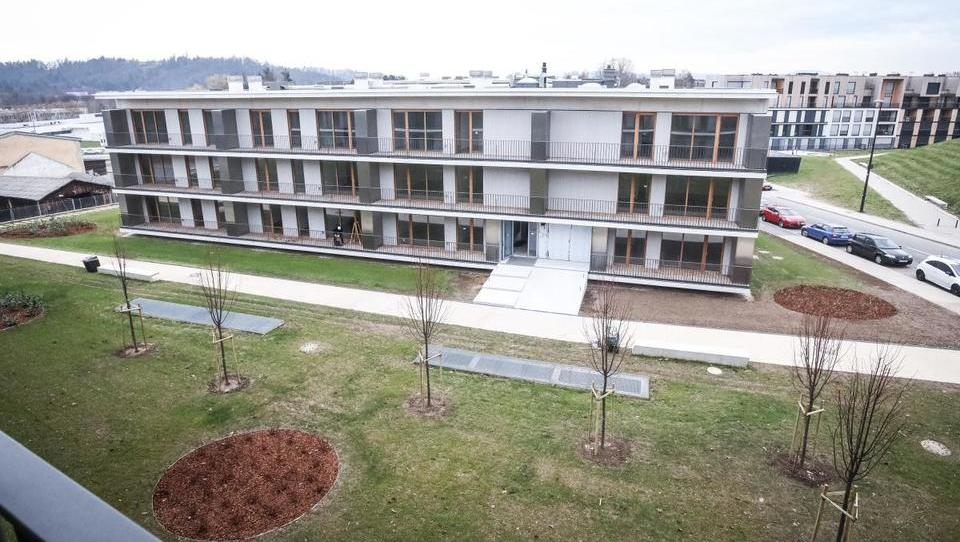 Kako ugodne bodo najemnine za stanovanja v soseski Zeleni gaj