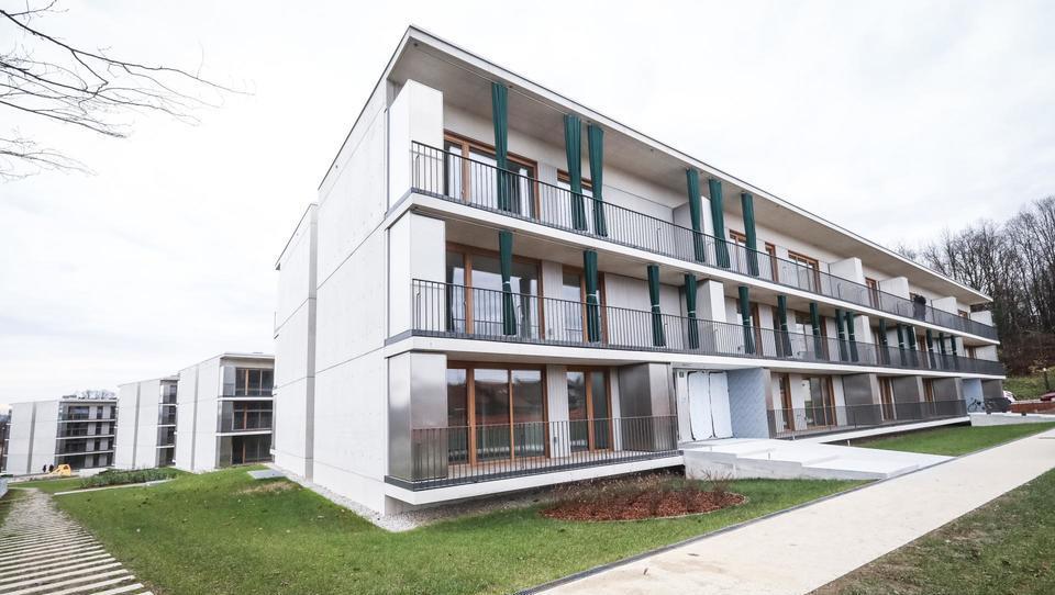 Najemna stanovanja republiškega stanovanjskega sklada še ne vplivajo na nepremičninski trg