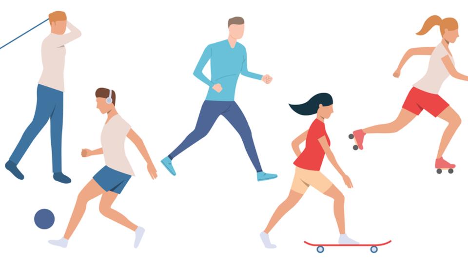 Za zdrave možgane vam ni treba teči maratona