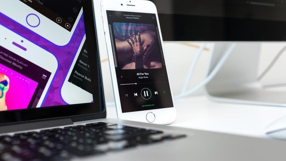Spotify napovedal vstop na borzo v New Yorku