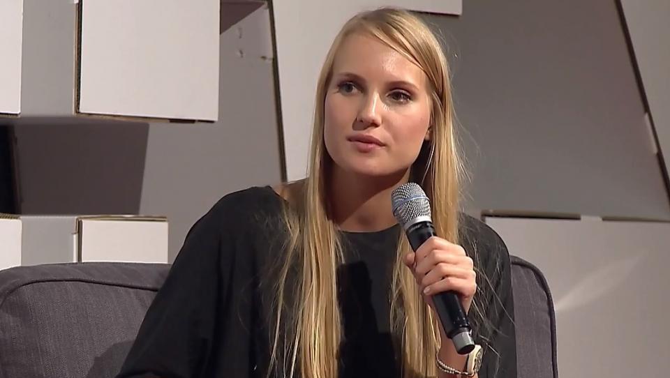 Forbes slovensko podjetnico Urško Sršen uvrstil med mlade Evropejce, ki spreminjajo svet