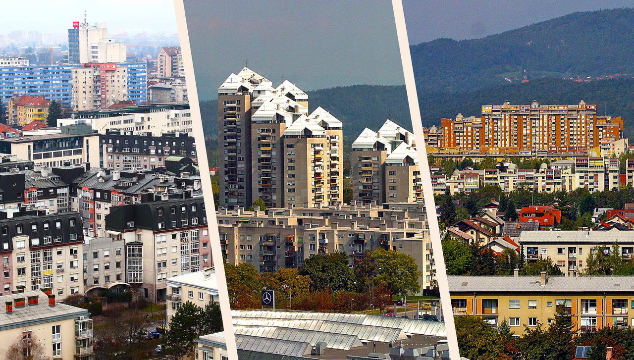 (analiza) Bežigrad: Kako rastejo cene stanovanj in koliko je zanje treba plačati letos?