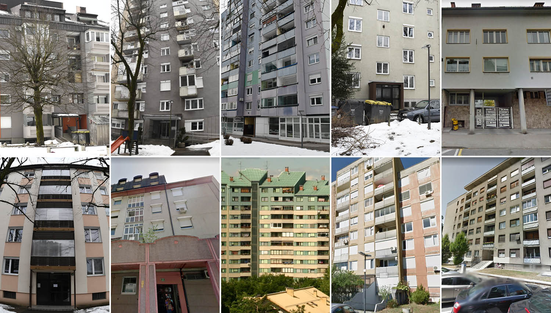 Koliko stane 60 kvadratnih metrov veliko stanovanje v Ljubljani?