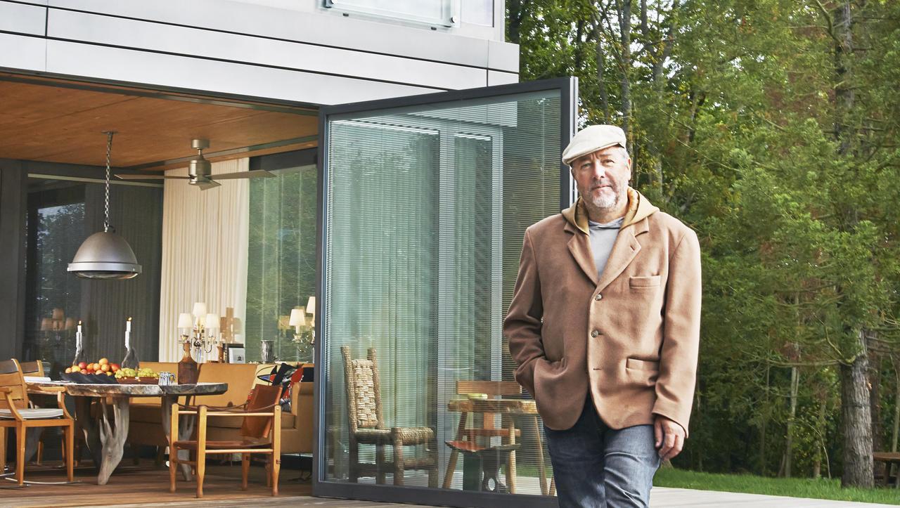 Philippe Starck, največji zvezdnik med industrijskimi oblikovalci
