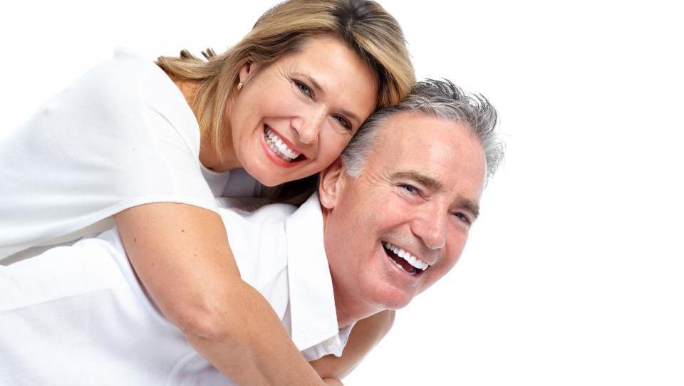 Oskrba starostnikov z zobnimi vsadki