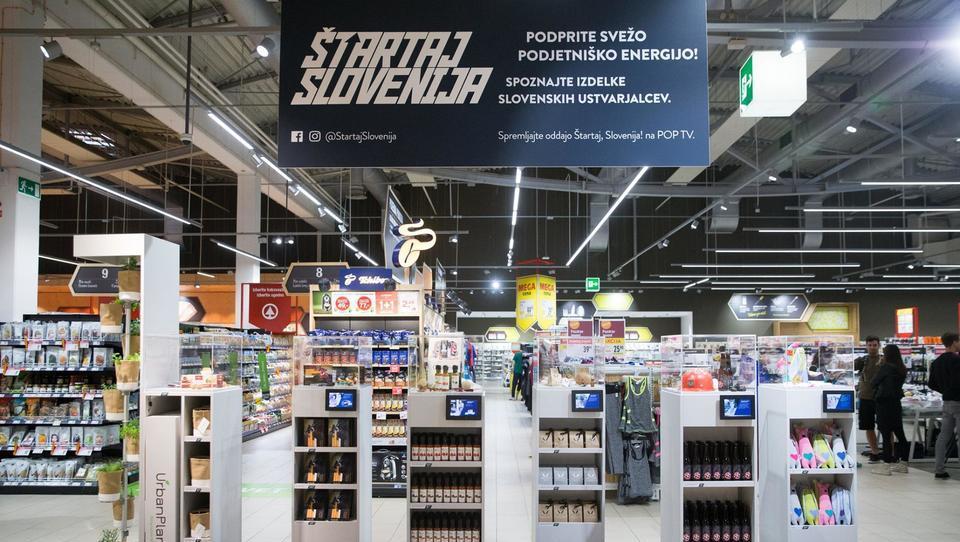 To ni Startaj, to je Štartaj Slovenija!