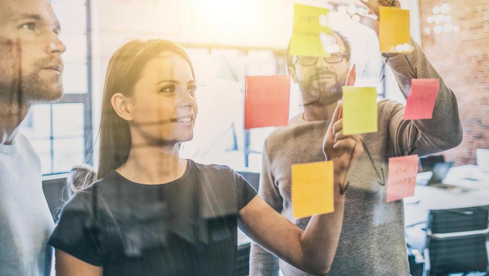Hekanje rasti: zakaj bi se tu lahko zgledovali po startupih