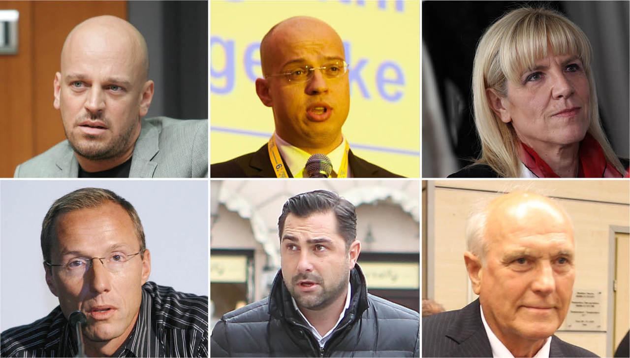 Kateri od znanih Slovencev je letos končal v osebnem stečaju in komu še grozi