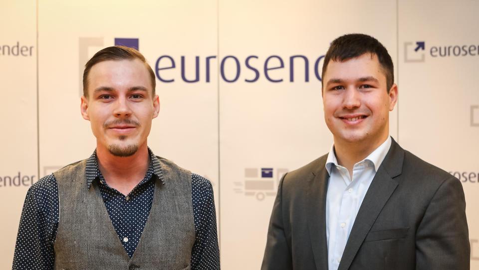 Kako je zrasel Eurosender, odkar ga je kupila luksemburška pošta