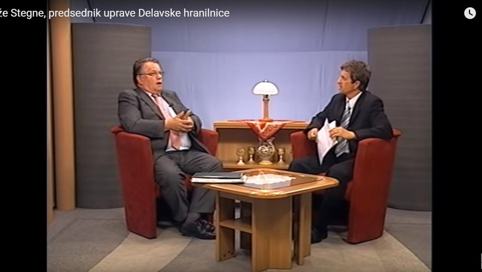 (video) Tako je govoril Jože Stegne